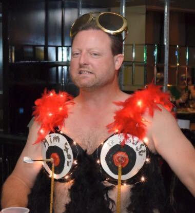 light up bra Bras for a Cause Gulf Coast