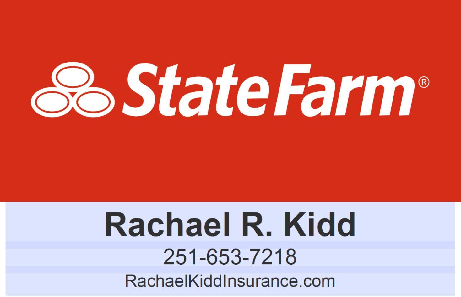 State Farm~Rachael R. Kidd