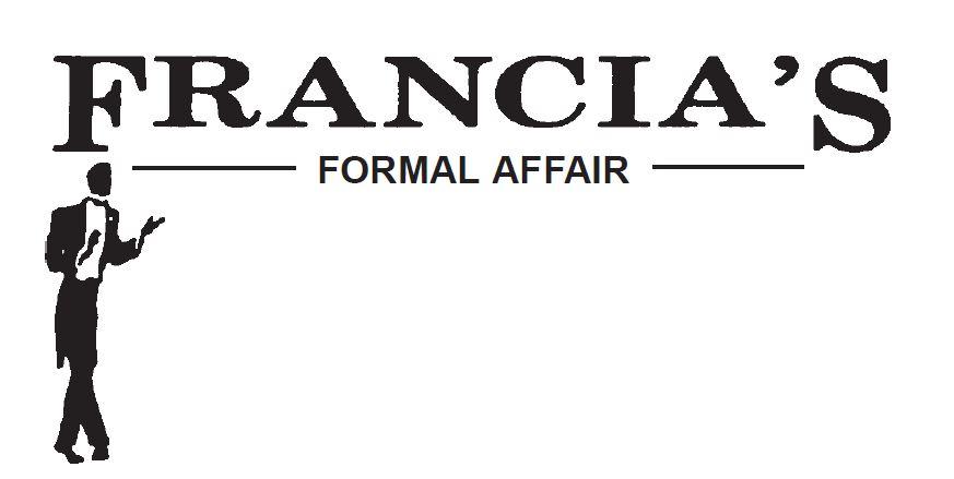 Francia's Formal Affair