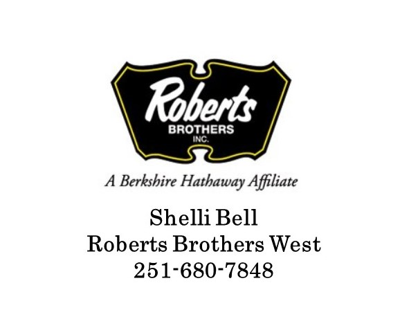 Shelli Bell~Roberts Brothers West