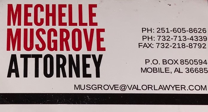 Mechelle Musgrove Attorney